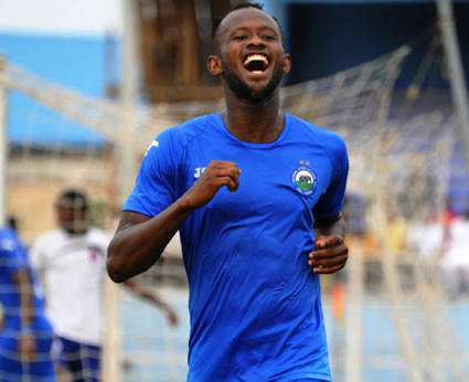 Hat-Trick Hero Udoh: Enyimba Not Carried Away Vs Etoile
