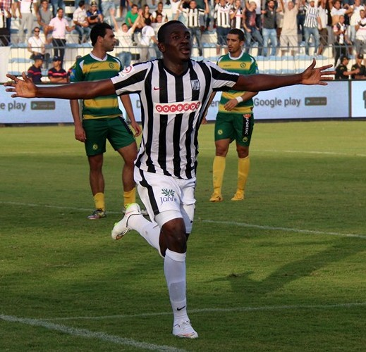 Ajayi Hits Goal No.8 In Tunisia, Osaguona Scores In Morocco