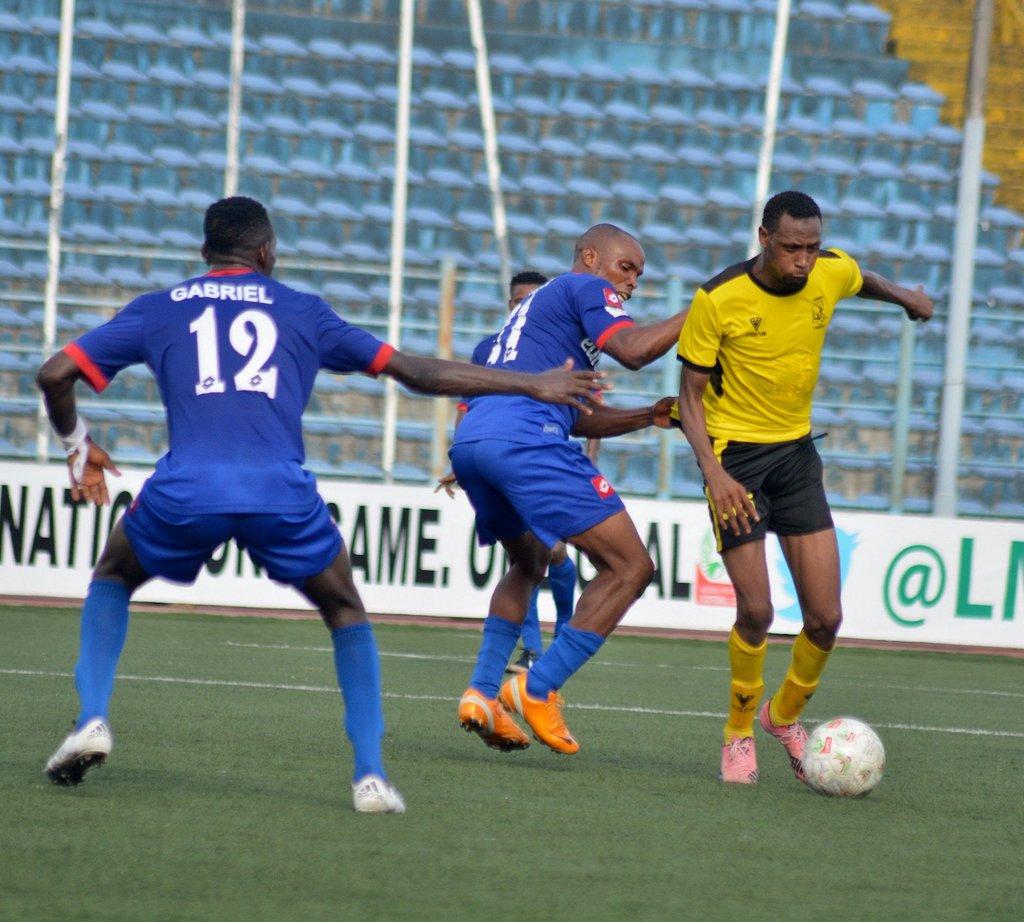 NPFL: Rangers Battle El-Kanemi As Giwa Face Expulsion