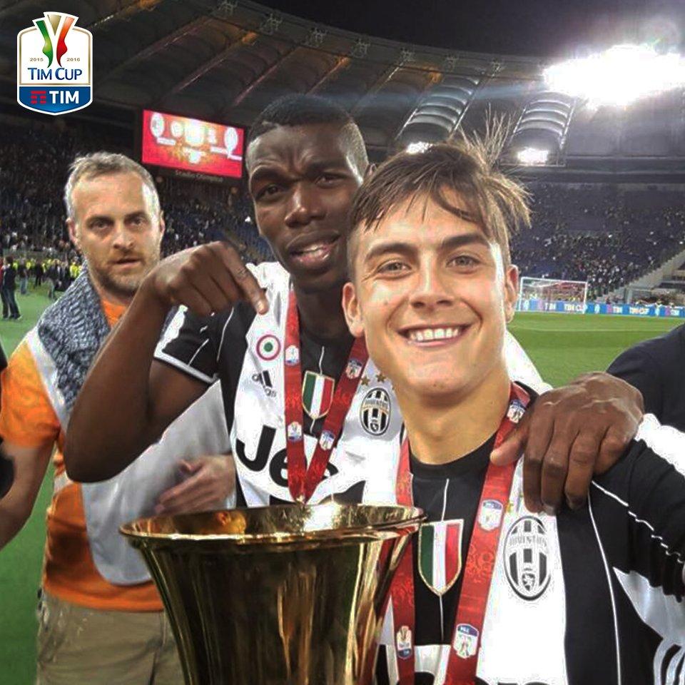 Juventus Beat AC Milan In Coppa Italia Final