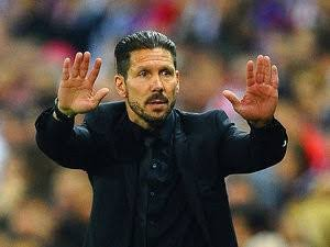 UCL Final: Simeone Vows To Attack Real Madrid