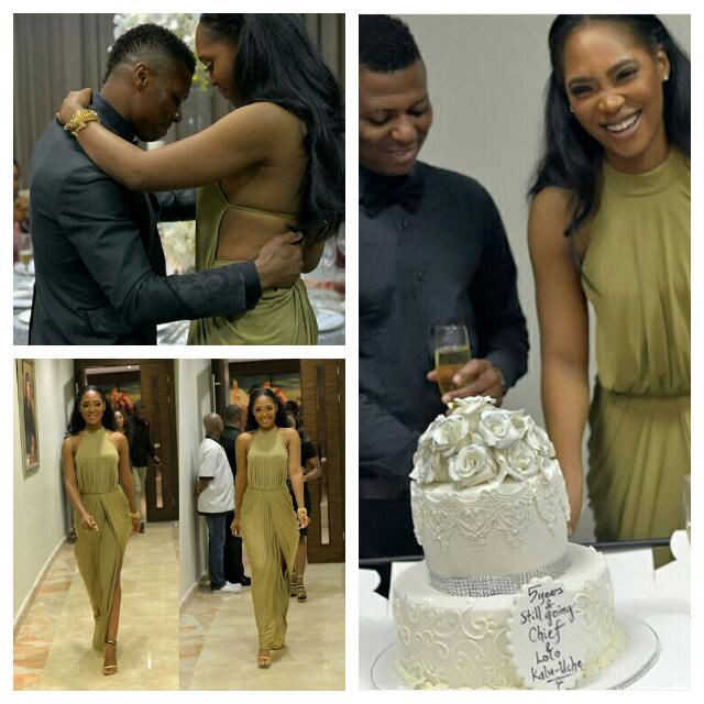 Kalu Uche Marks 5th Wedding Anniversary In Style