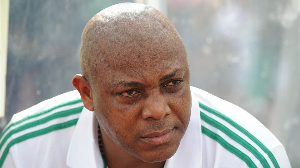 Pinnick, Eguavoen Meet Stephen Keshi's Family
