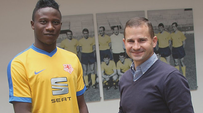 Nigerian Youngster Abdullahi Joins Germany's Eintracht Braunschweig