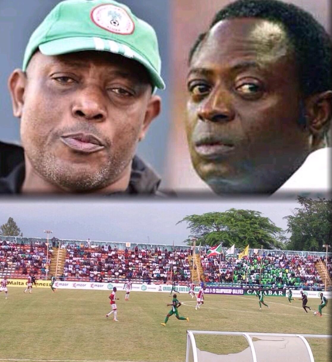 Amuneke Dedicates Flying Eagles' Win To Late Keshi, Amodu