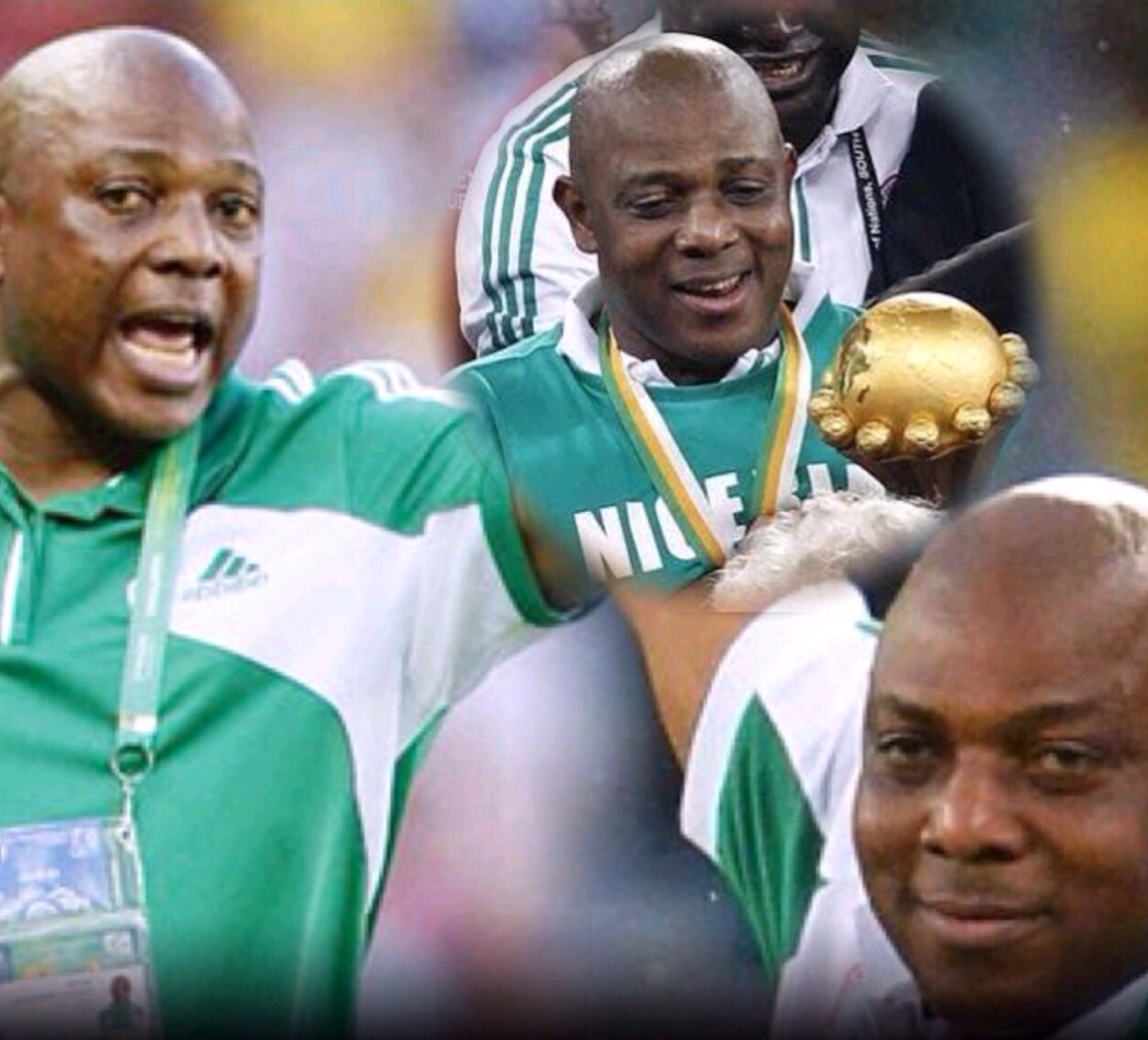 Dalung Plans 20 Man Committee For Keshi's Burial