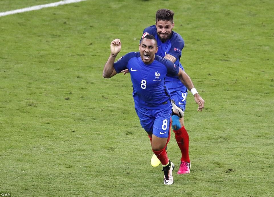 Euro 2016: Payet Emotional Scoring, Winning Against Romania