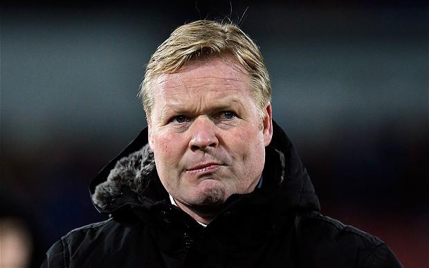 Koeman Replaces Martinez As Everton Manager