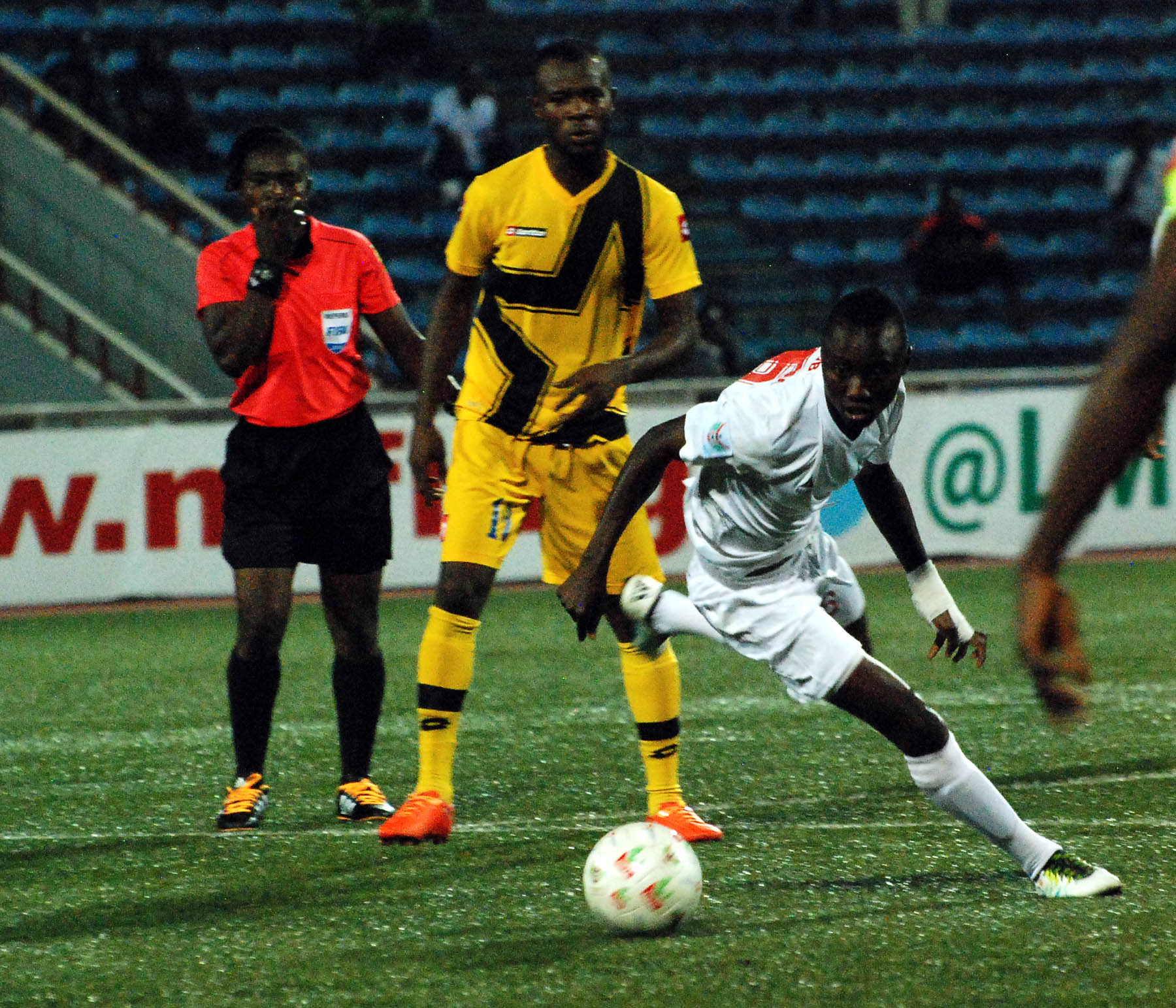 NPFL: Warri Wolves Beat Akwa United, Boost Survival Chances