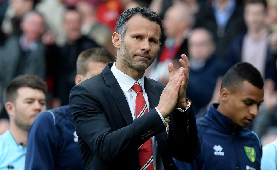 Ryan Giggs Quits Manchester United
