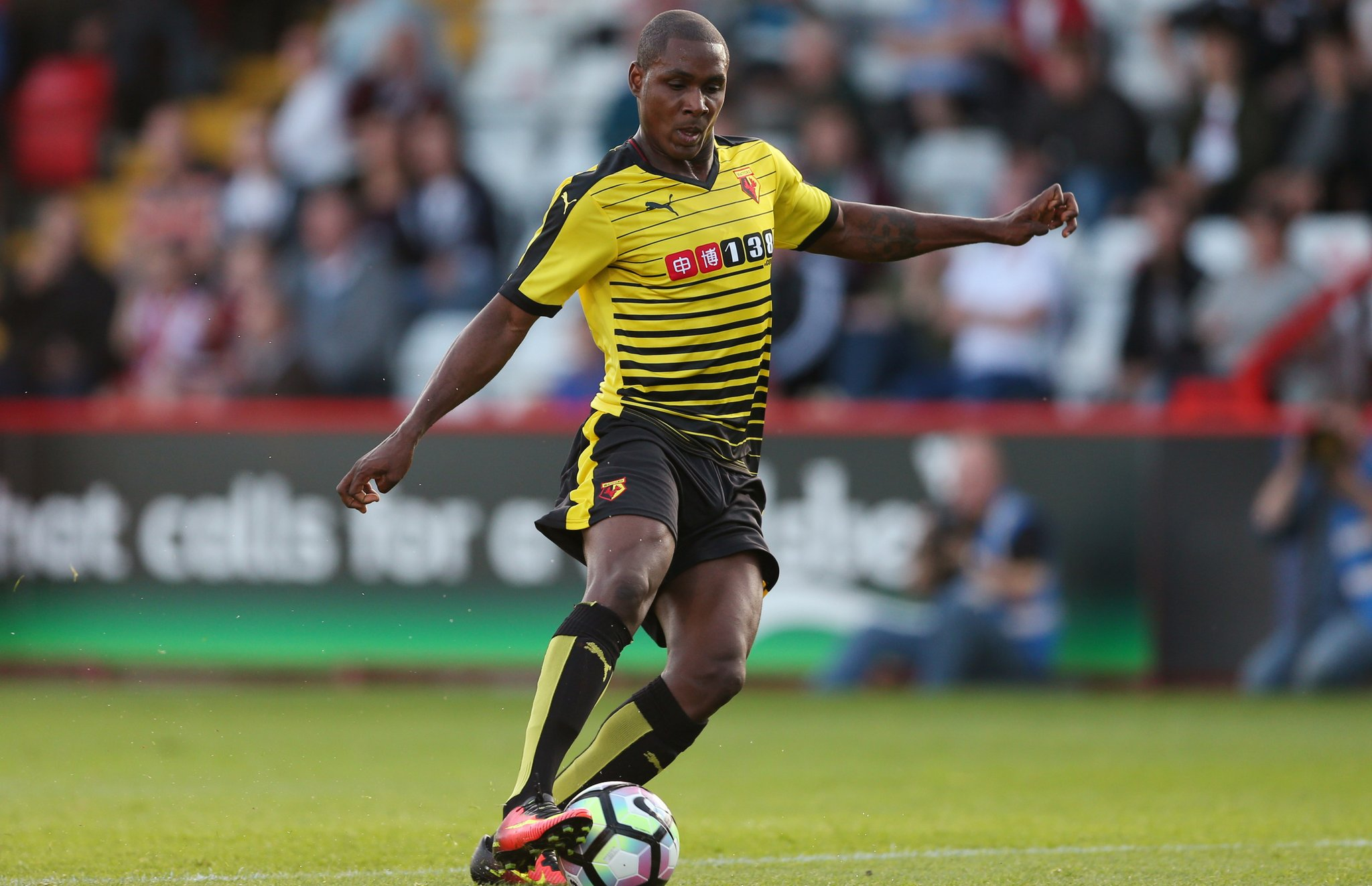 Ighalo Shines In Watford Win, Success Missing; Echiejile Loses With Monaco