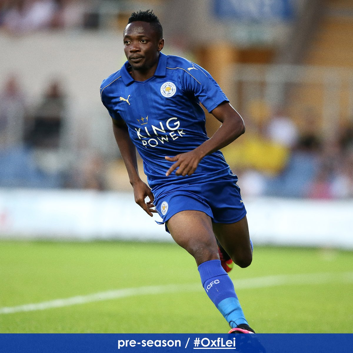 Musa, Kante Miss Out On Leicester's BMW i8 Gift