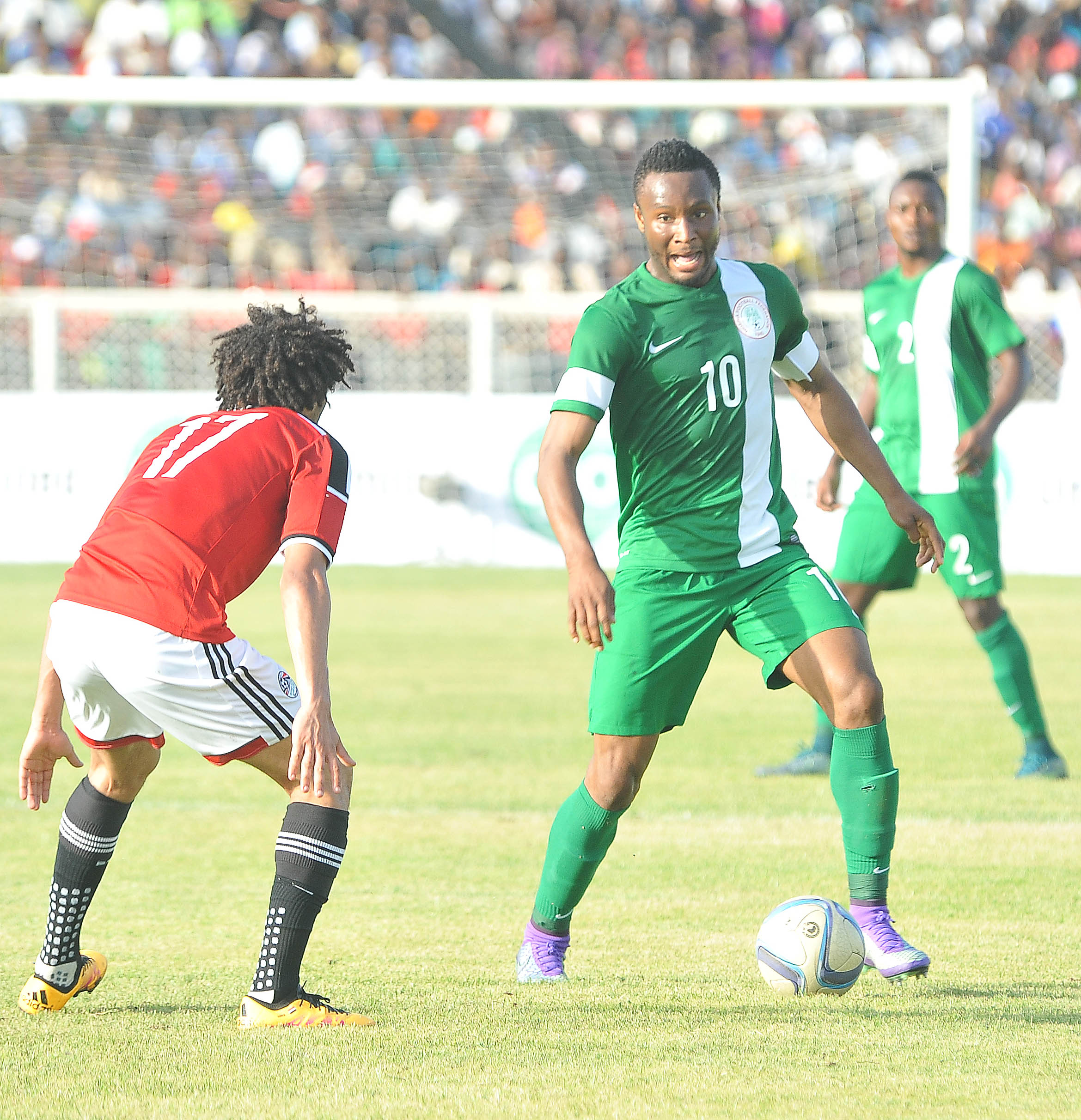 Siasia Names Mikel, Akpeyi In Olympic Squad; Awoniyi On Alternate List