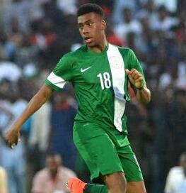 Iwobi: Eagles Will Qualify For World Cup, Okocha My Role Model