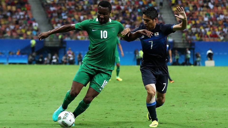 Balogun, Omeruo Hail U-23 Eagles' Win Against Japan