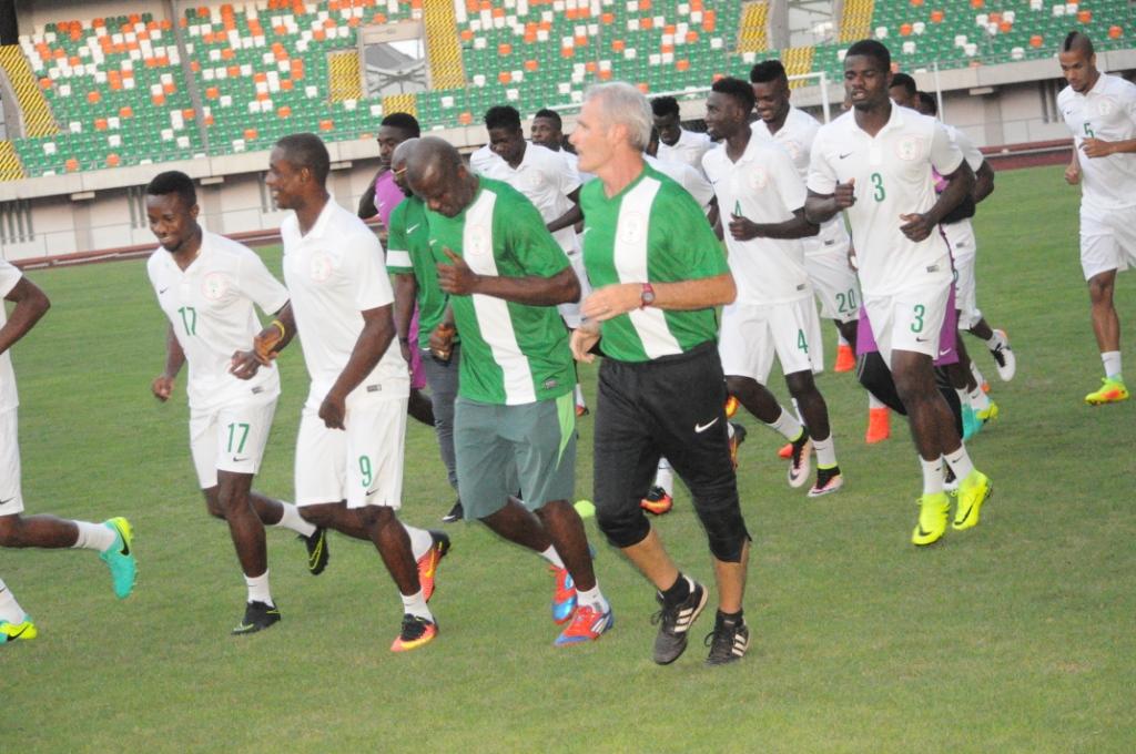 No Win Bonuses For Super Eagles For Tanzania Clash