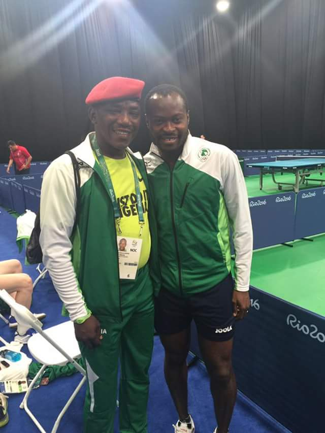 Nigerian Athletes Leave Rio 2016 In Batches