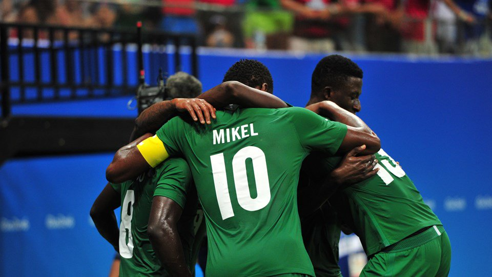 Olympic Eagles Typify Never-Say-Die Nigerian Spirit