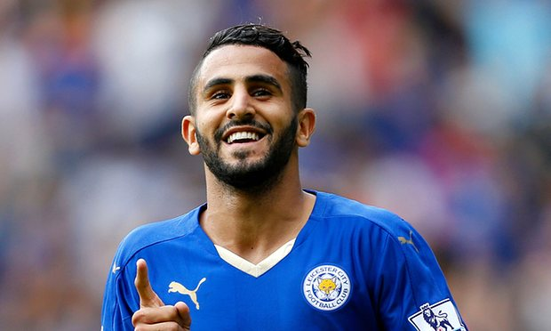 Mahrez Signs New Leicester Deal, Ends Arsenal Speculation