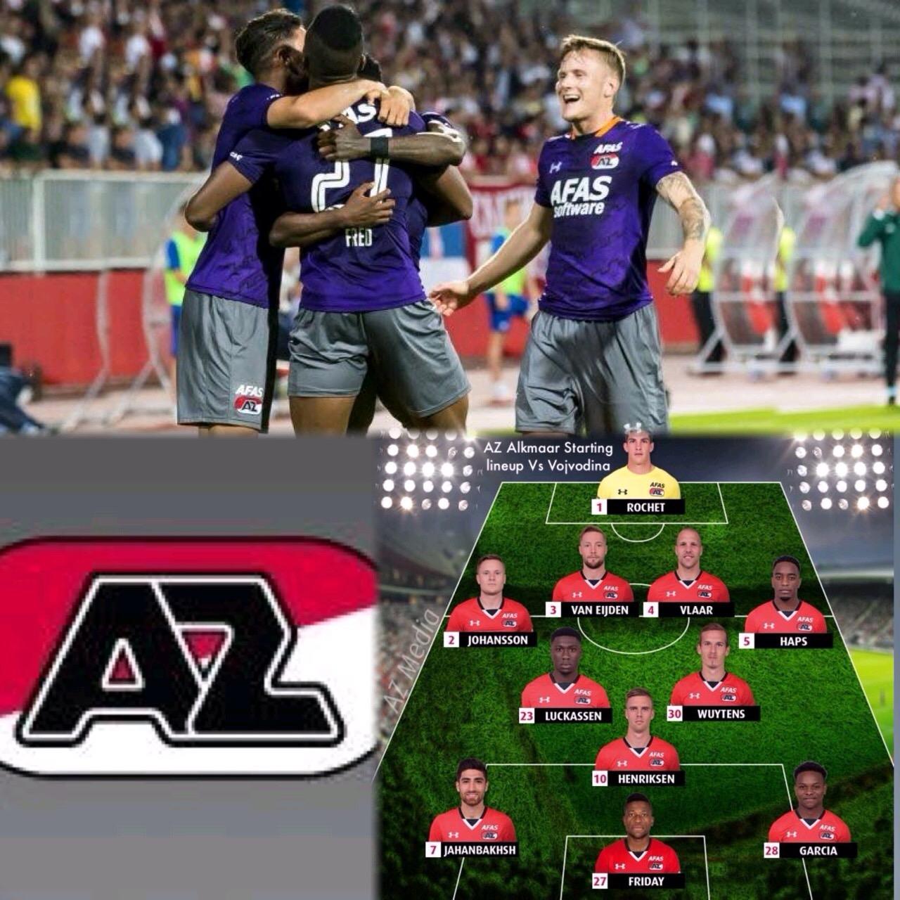 Europa League: Friday Nets First Alkmaar Goal; Emenike, Ideye Also First Leg Winners
