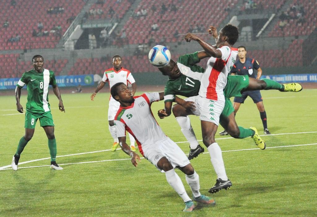 Aminu Umar Finally Joins U-23 Eagles In Manaus