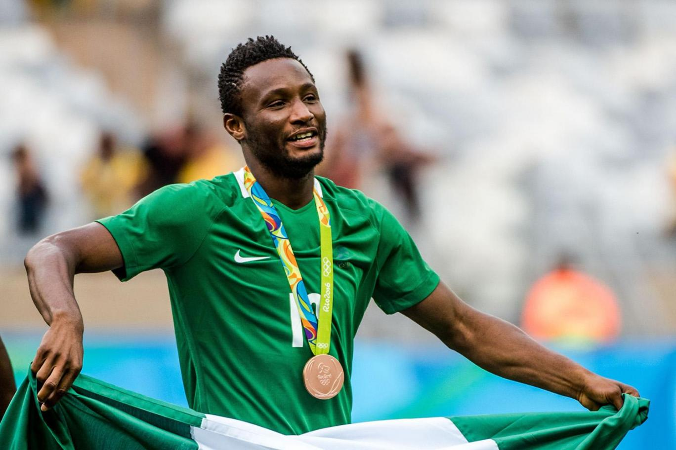 Mikel: Eagles Will Give Everything For The 3 Points Vs Algeria