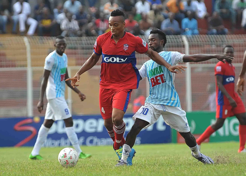Red-Hot Ikorodu United End Enyimba's NPFL Title Dreams