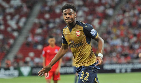 EFL Cup: Akpom Set To Make Season Debut Vs Forest