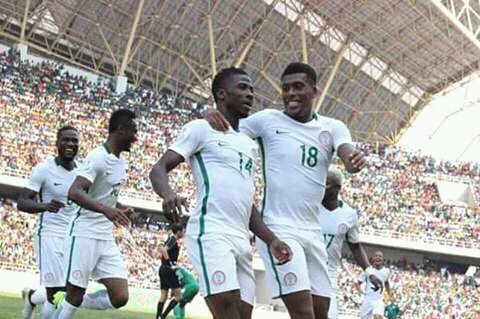Man City Hail Iheanacho, Super Eagles After Zambia Win