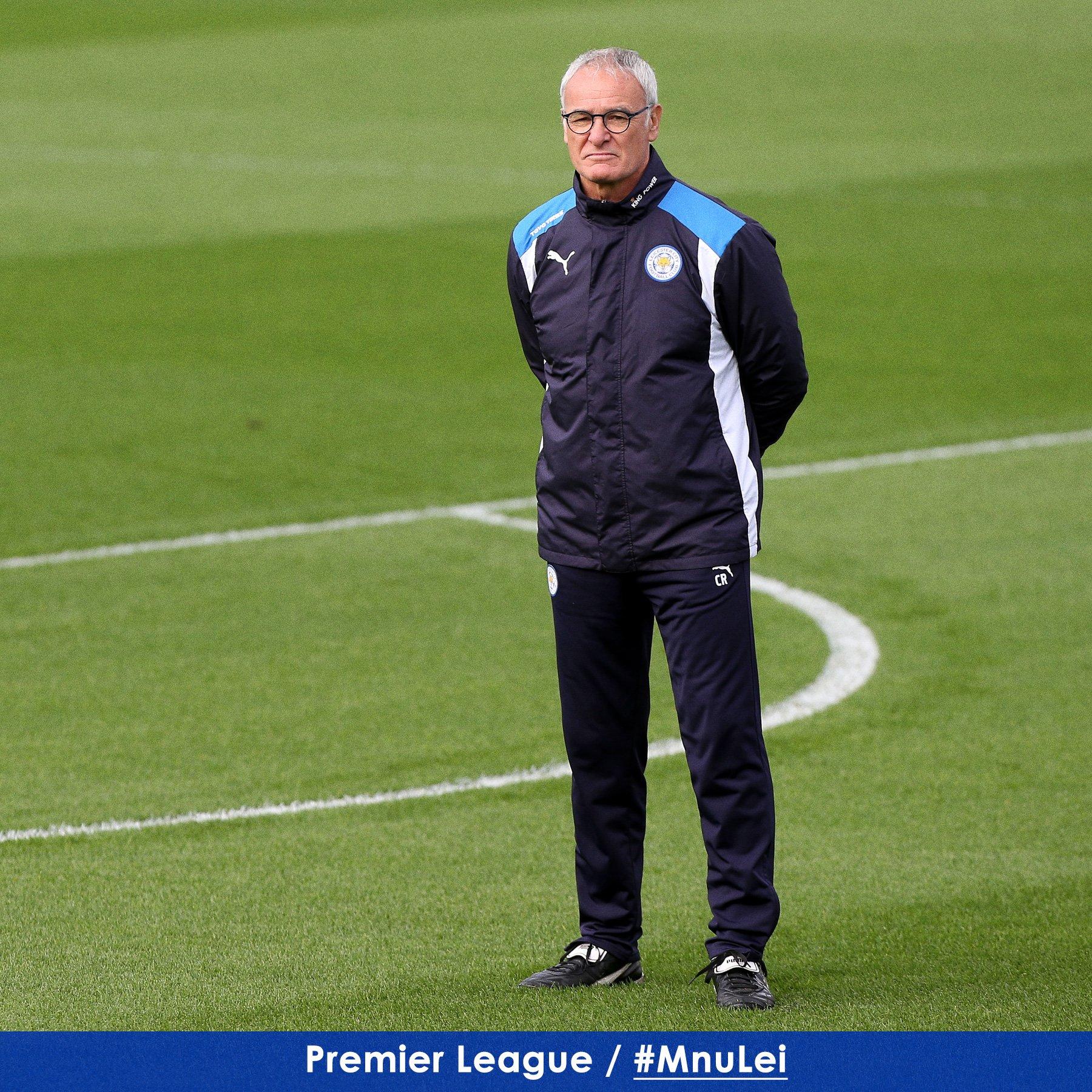 Ranieri: Leicester Form Must Improve Against Chelsea