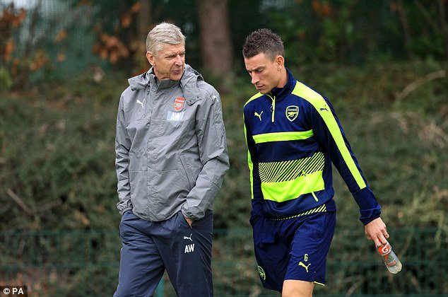 Wenger: Arsenal Squad Strong Enough To Contest For EPL Title
