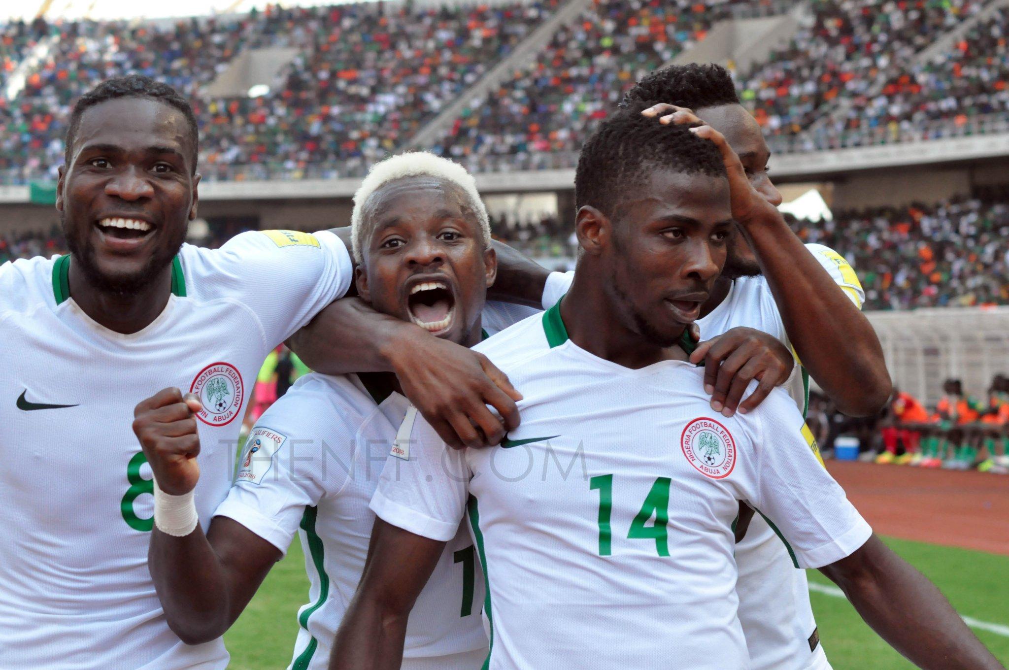 Iheanacho Goal Vs Zambia Voted CNN Goal Of The Week, Beats Ronaldo's