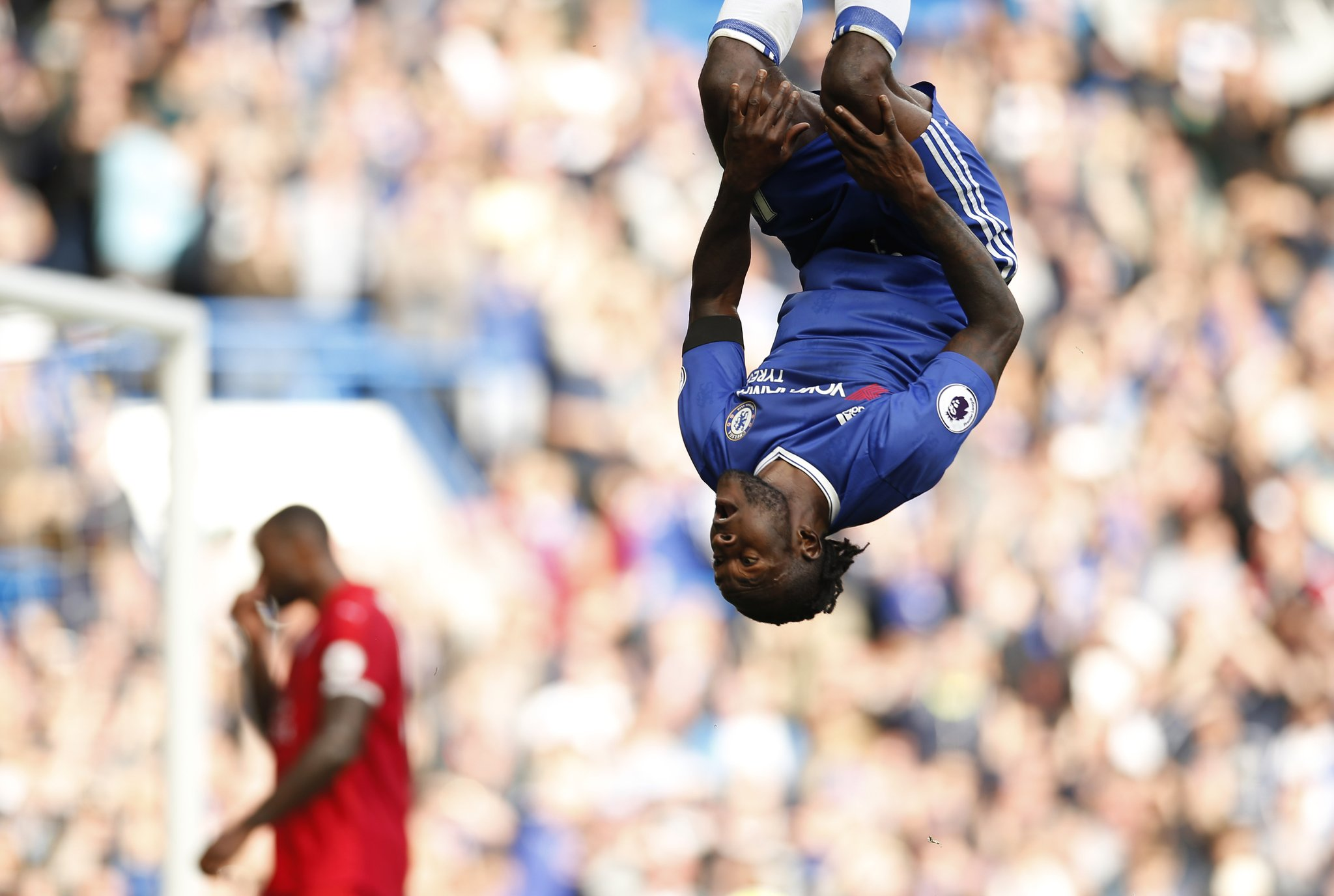 Fit-Again Moses Scores, Musa Struggles As Chelsea Overrun Leicester
