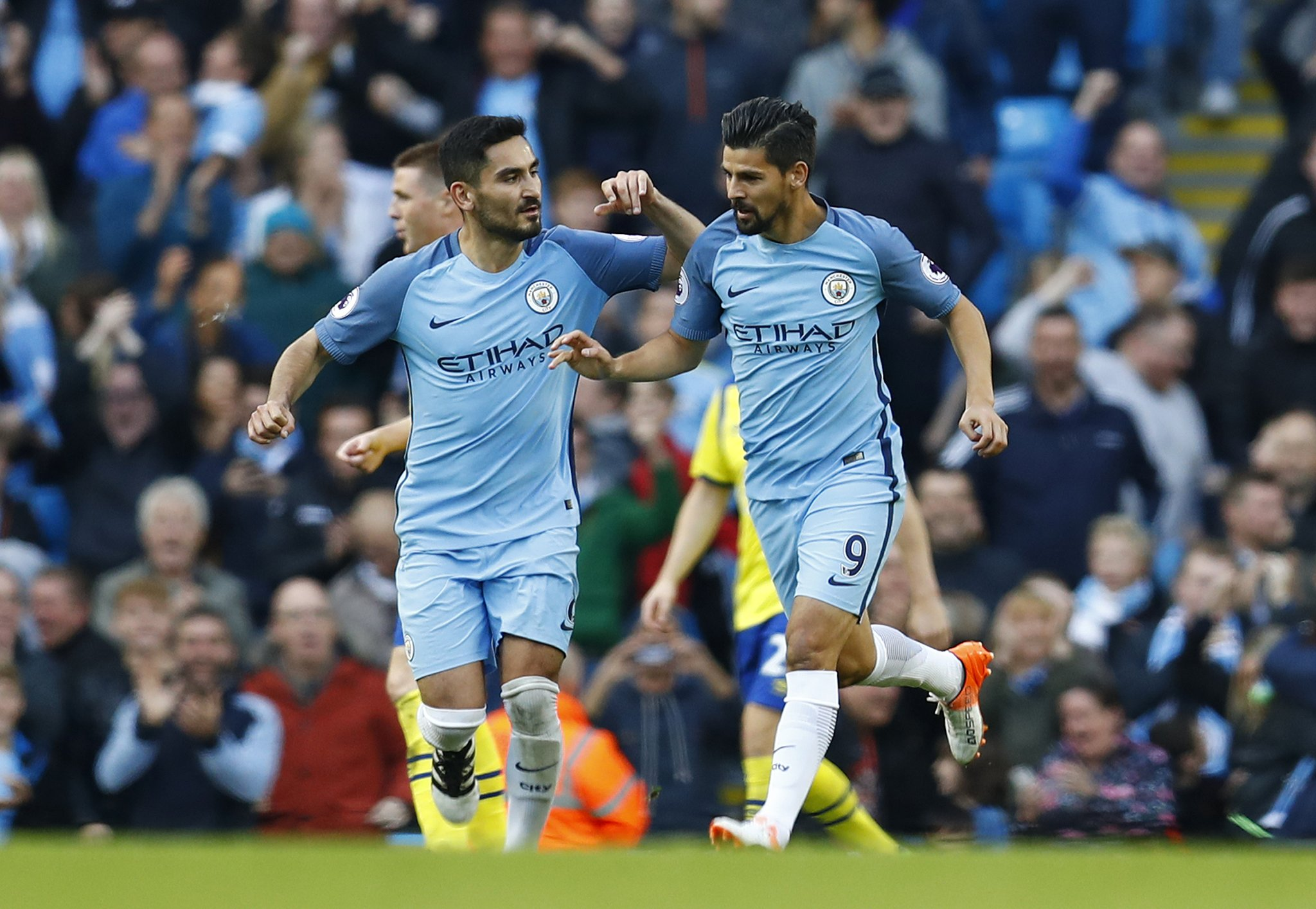 Iheanacho Fires Blank As Everton Stop Man City