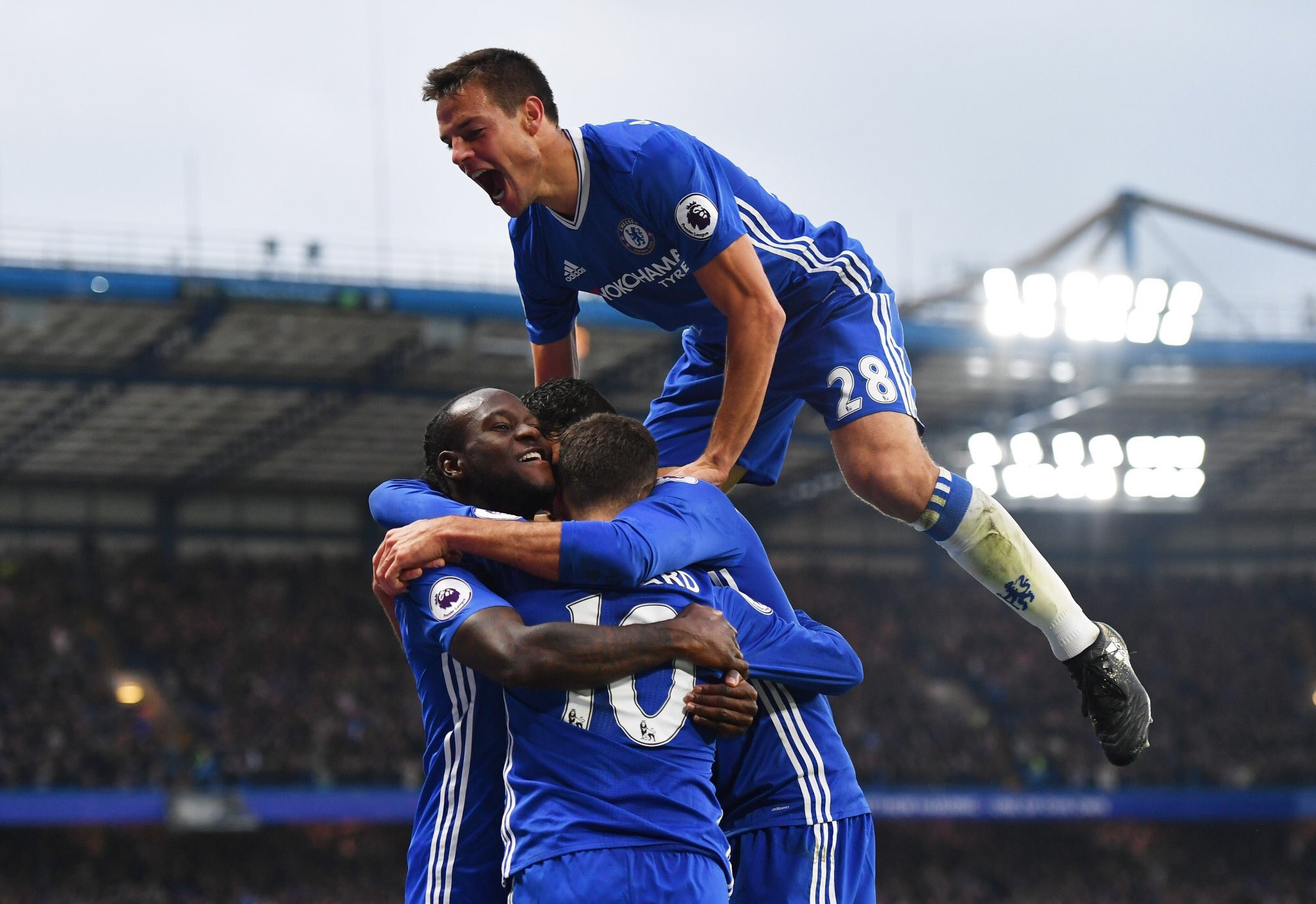 "Moses: Brilliant Chelsea ""Buzzing"" After Thrashing United"