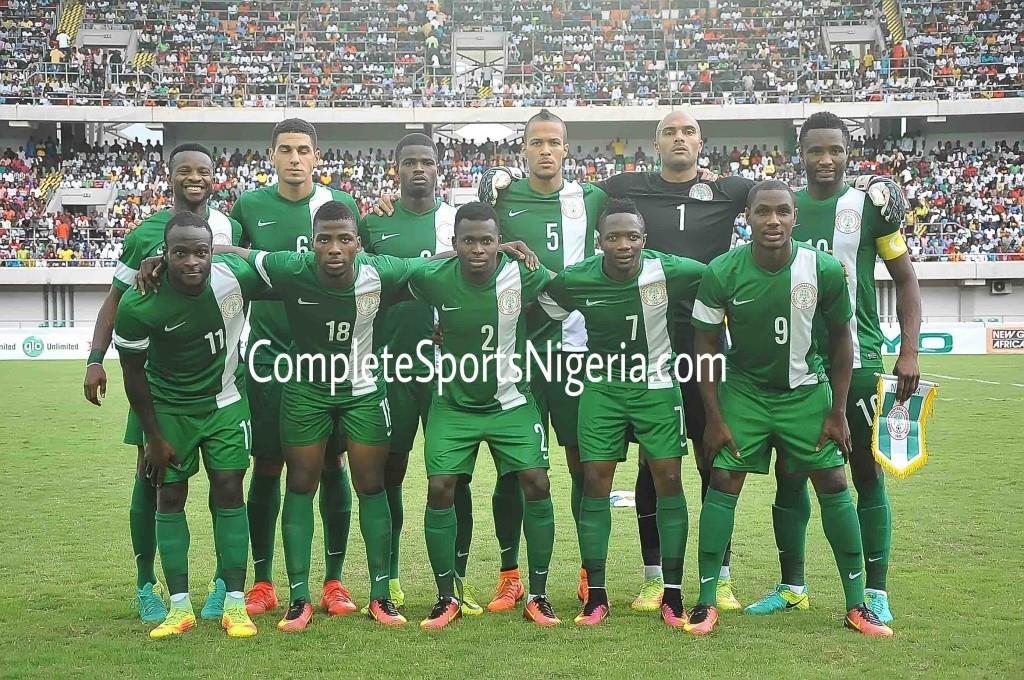Super Eagles Go For 40th Home Win In 100th World Cup Qualifying Match