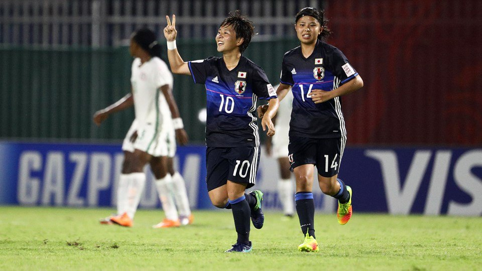 U-20 Women's World Cup: Japan Humiliate Falconets 6-0