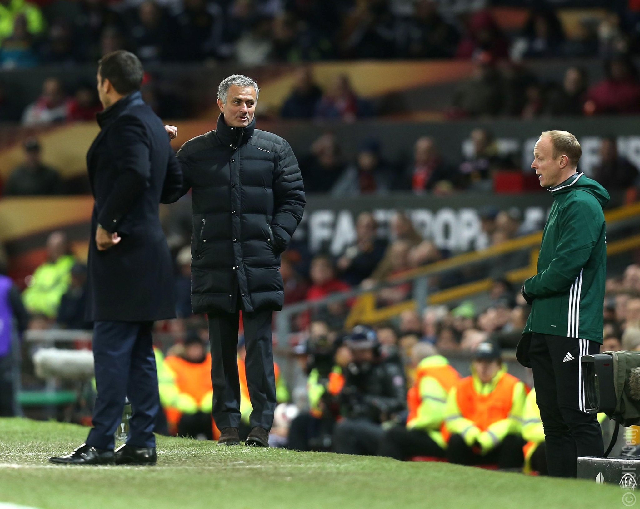 Mourinho banned from touchline for League Cup quarter-final