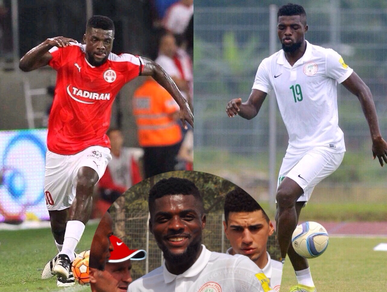 Ogu: I Like Challenges, I'm Ready To Fight For Super Eagles Midfield Shirt