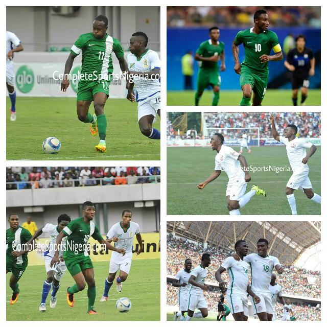 Mikel, Moses, Iheanacho, Iwobi, Egbuchulam Up For Complete Sports Player Of 2016