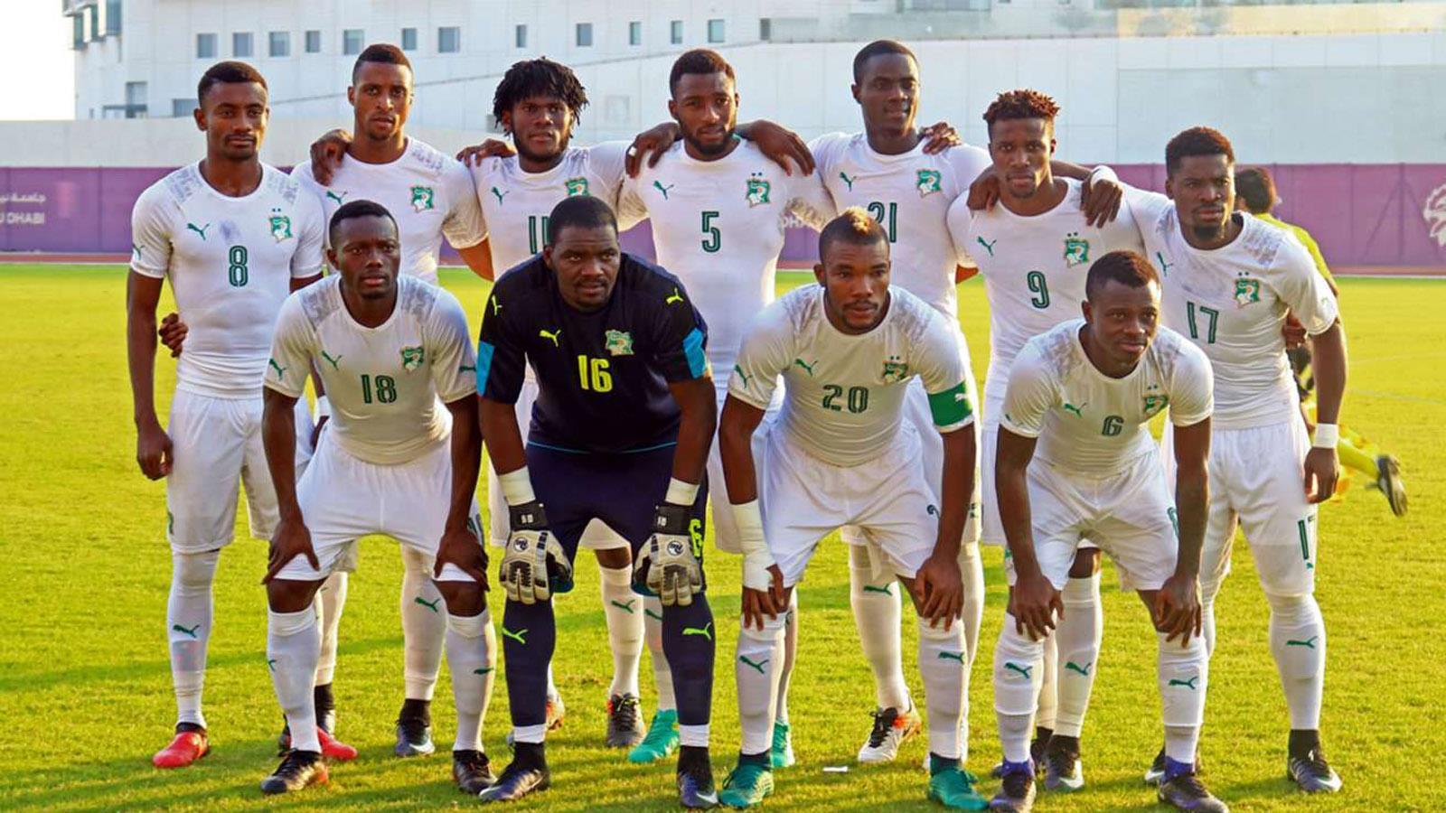 Zaha Scores First CIV Goal In AFCON Friendly Vs Uganda