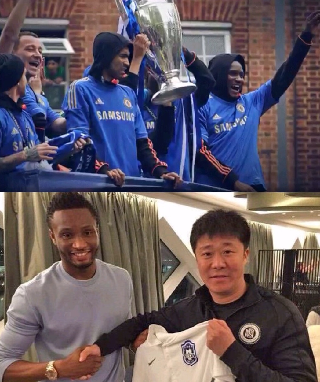 Chelsea Bid Mikel Farewell After a Glorious 10 And Half Years Career