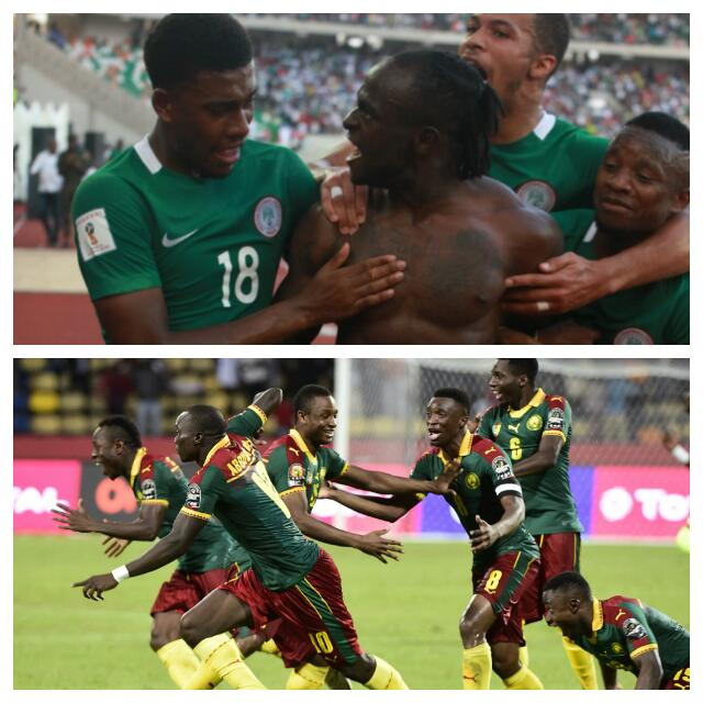 5 Lesson Super Eagles Must Learn From Cameroon's AFCON Success