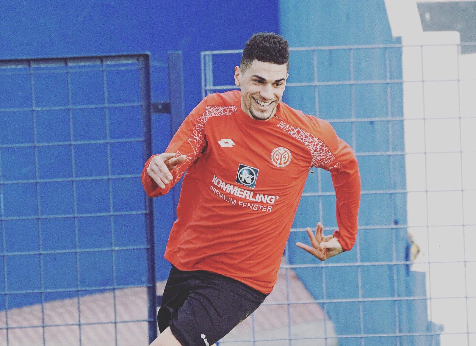 Balogun Returns To Mainz Training, Could Face Bremen