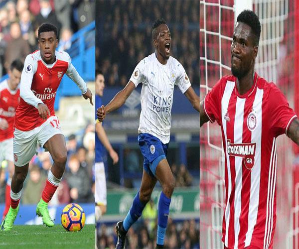 NAIJA EURO SQUAD: 14 Nigerian Stars Set For UCL, Europa Action