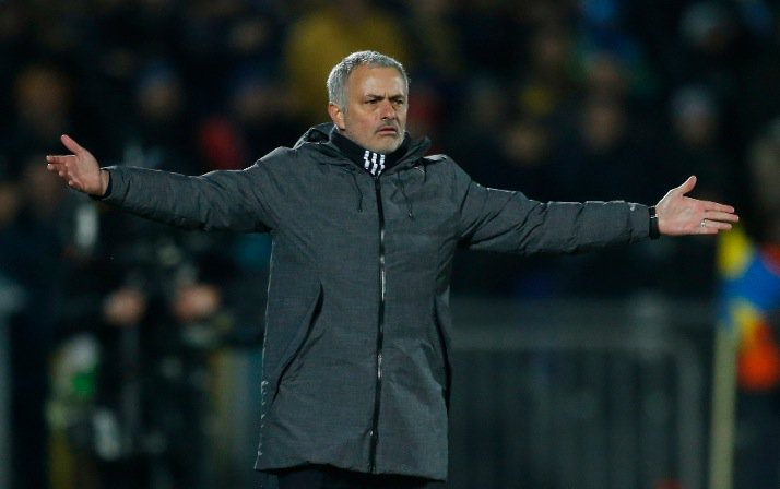 Mourinho: Ajax Have Advantage Over United In Europa Final