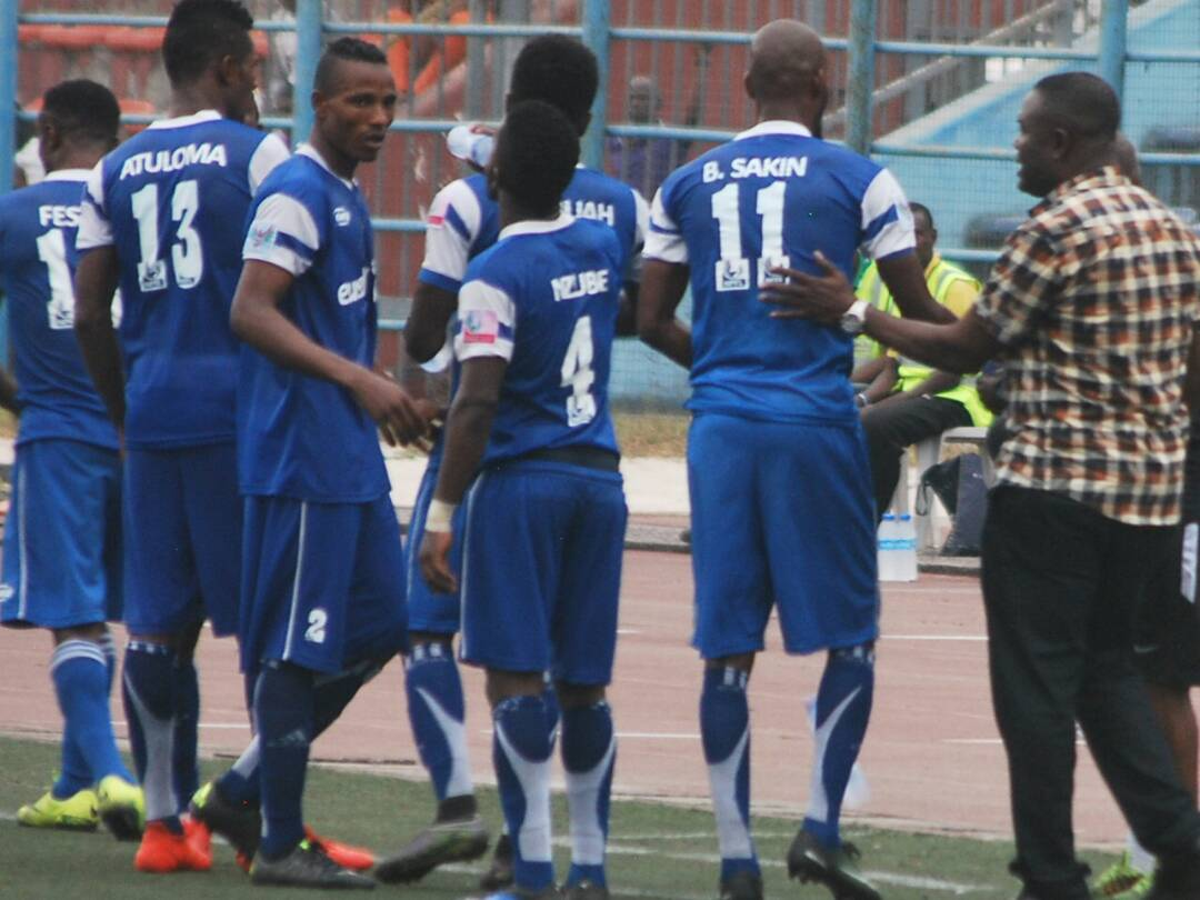 Rivers United go down at Uganda's KCCA — CAF Confed Cup