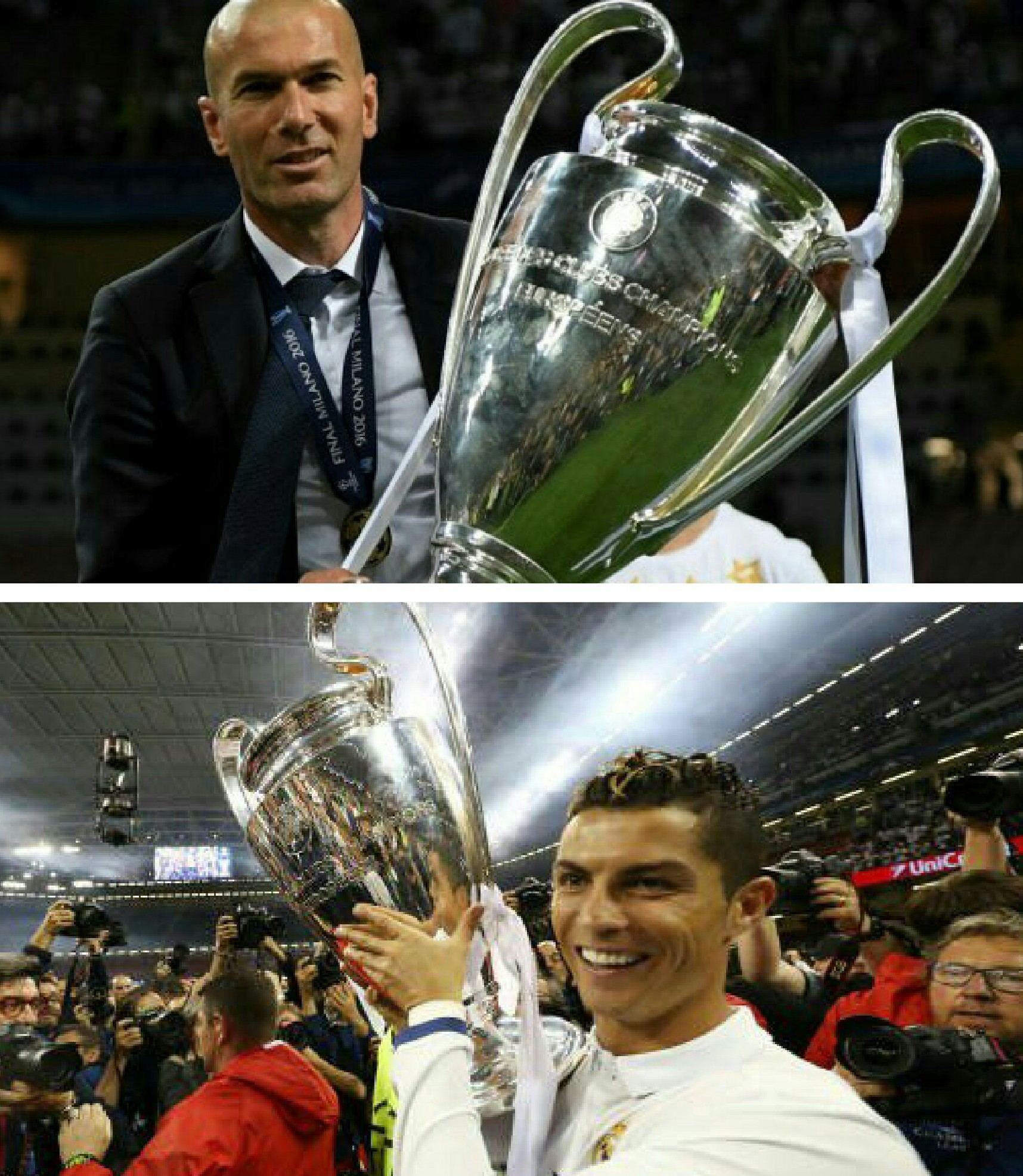 Real Madrid Wins Champions League Title