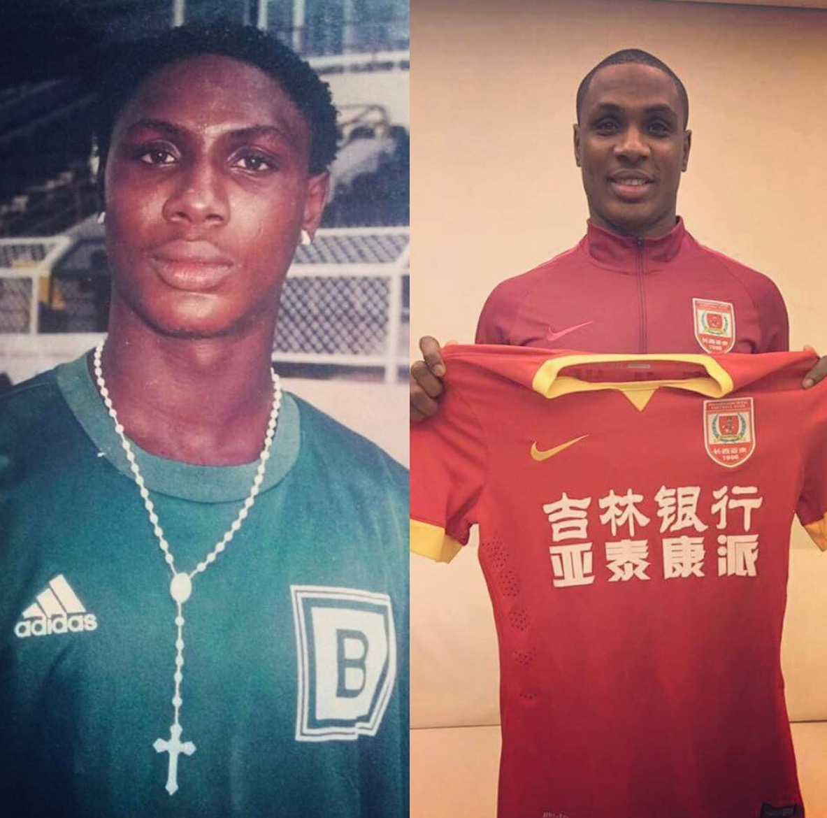 Ighalo: As Bachelor, A Girlfriend Left Me Because I Was Very Poor