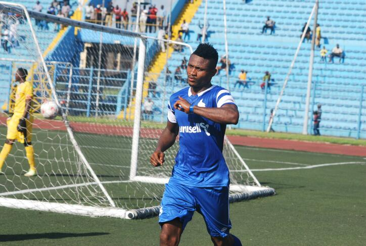 CHAN MOOD! Rivers United Midfielder Atuloma States Why He Will Play Out Of His Skin At Eagles' Camp